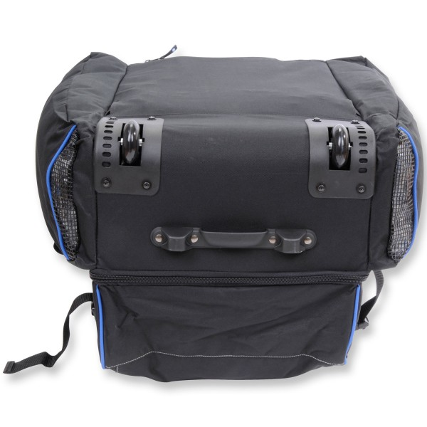aqualung blue line rollenrucksack 1200c mit teleskopgriff. Black Bedroom Furniture Sets. Home Design Ideas